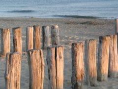 Statt Wellenbrecher besser Wellenablenker